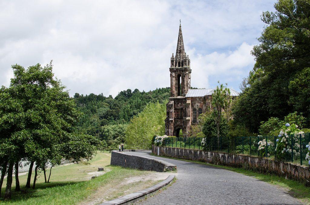 Kapelle Nossa Senhora das Vitórias - São Miguel