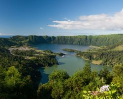 São Miguel: Caldeiras, Seen und atemberaubende Aussichten