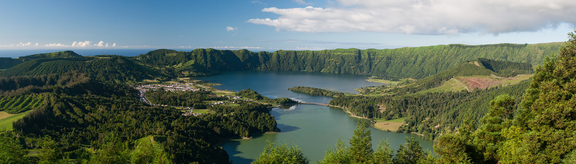 Sete cidades - Açores - Portugal