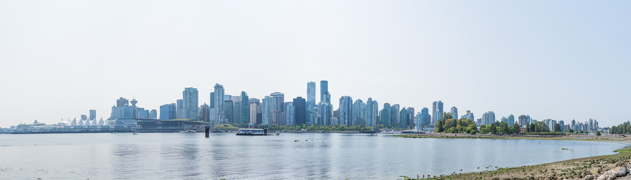 Vancouver horizon - Canada