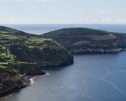 São Miguel — Le long des côtes açoréennes
