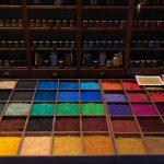 Marchand de couleurs à Venise