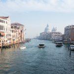 Grand canal de Venise le jour
