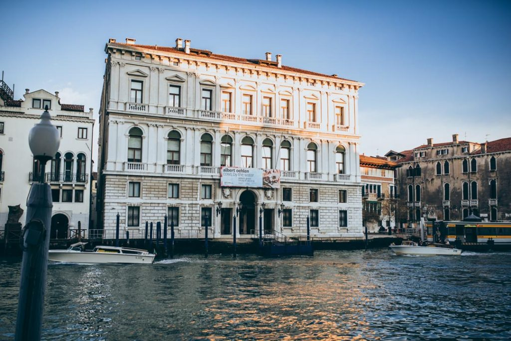Palazzo Grassi - Expo Albert Oehlen