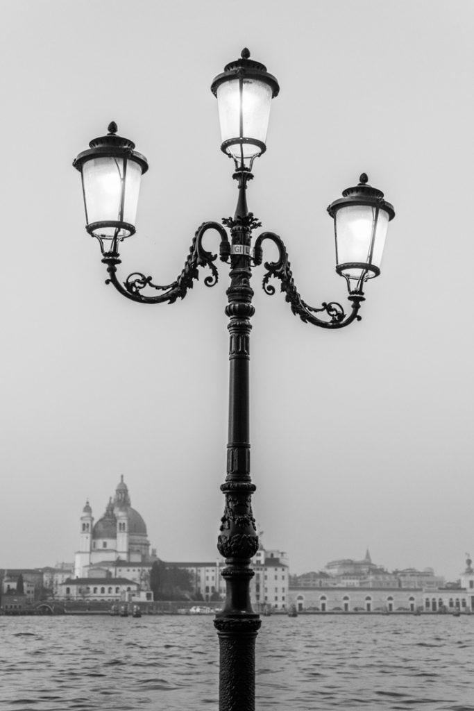 Vue de la Casa dei Tre Oci - Venise